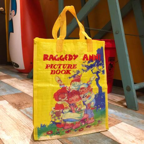 Raggedy Ann&Andy Vinyl Bag
