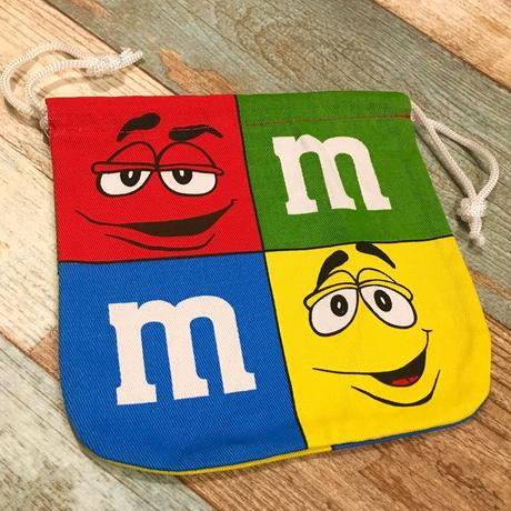 m&m's Drawstring Bag S