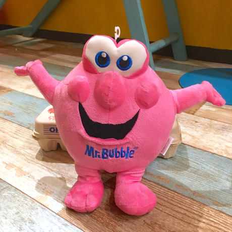 Mr.Bubble Plush C
