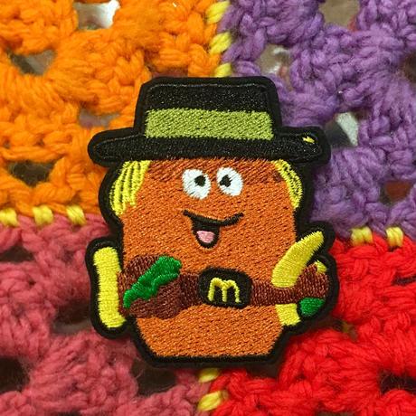 McDonald's Patch McNugget H