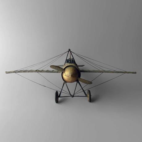 "NT462 模型飛行機 ""Morane-Saulnier N"""
