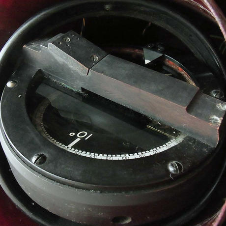 NM671 イギリス製 船舶用コンパス(羅針盤)