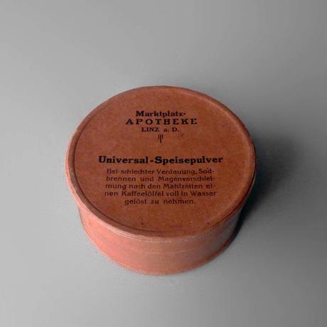NS063 ドイツの薬の紙箱