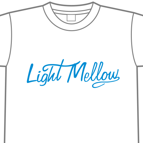 Light Mellow Tシャツ