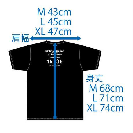NNH15周年記念 ●スペシャルセット Tシャツ<カラー>+トートバッグ<ナチュラル>