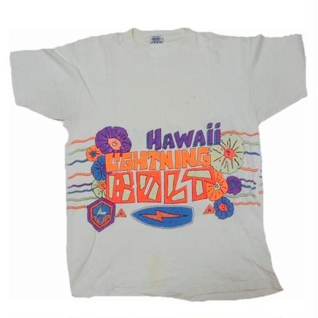 1980's Life's a beach 両面プリントT-shirts 実寸M