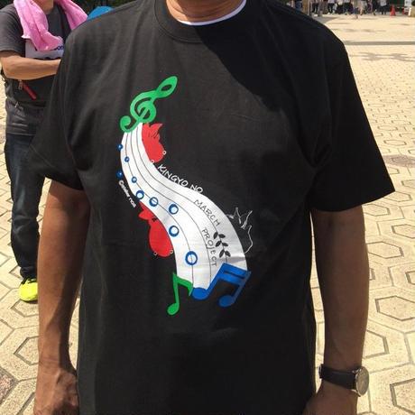 金魚デザイン Tシャツ