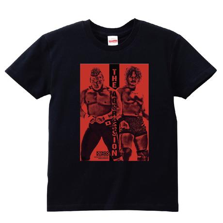 【受注販売】ジ・アグレッションTシャツ
