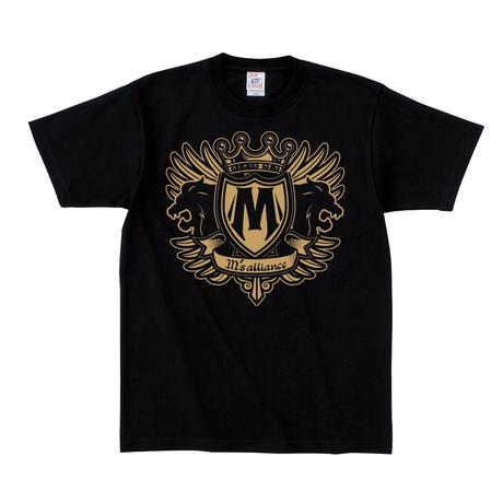 M's alliance Tシャツ