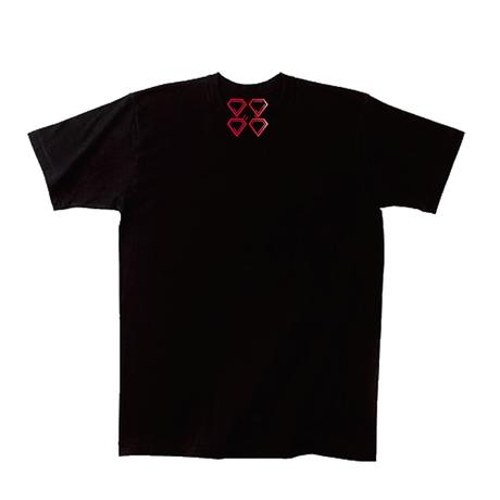 ■金剛NEWロゴ Tシャツ (ブラック)