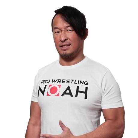 ■ノアロゴTシャツ(ホワイト)