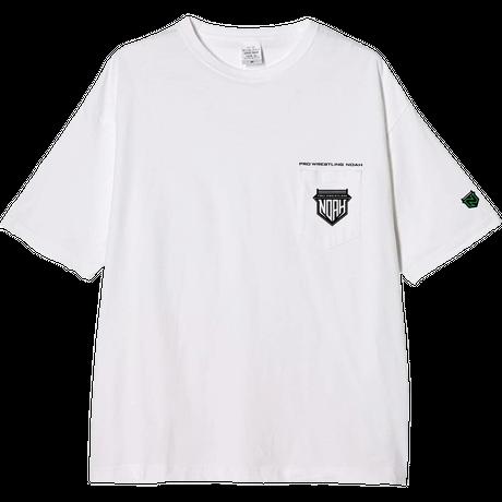 ポケット付きノアロゴTシャツ