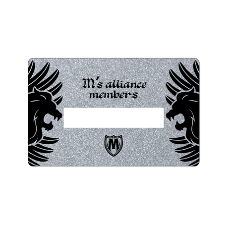M's allianceバスタオル