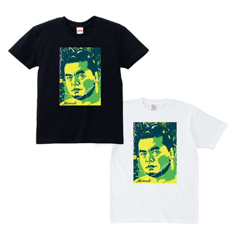 LOS ANGELS APPAREL×MISAWAコラボ グラフィックTシャツ2