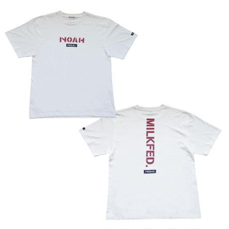 MILKFED.コラボ オリジナルロゴTシャツ