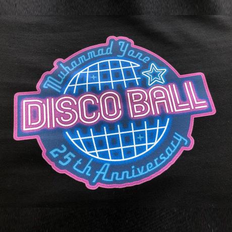 モハメドヨネ「DISCO BALL」Tシャツ(モハメドヨネ25thメモリアルグッズ)