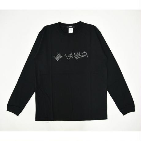 [NOBiTER/ノーバイター]コンセプトロングTシャツ(5.6oz) nbt192018