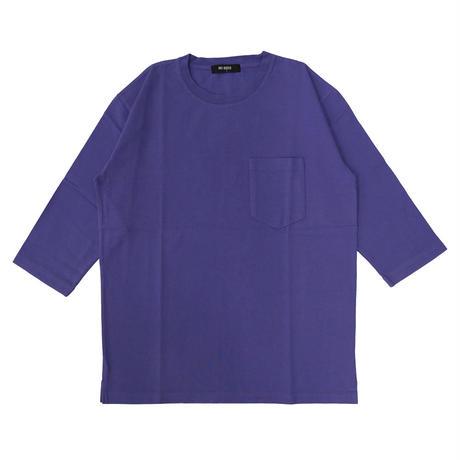 [NOBiTER/ノーバイター]ヘビーウエイト5分袖ポケットTシャツ  nbt192005