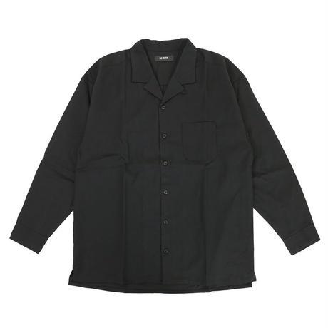 10/26 20:00~販売開始![NOBiTER/ノーバイター]オープンカラー長袖シャツ  nbt184017