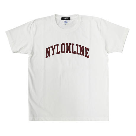 [NOBiTER/ノーバイター]ヘビーウェ糸Tシャツ nbt182042