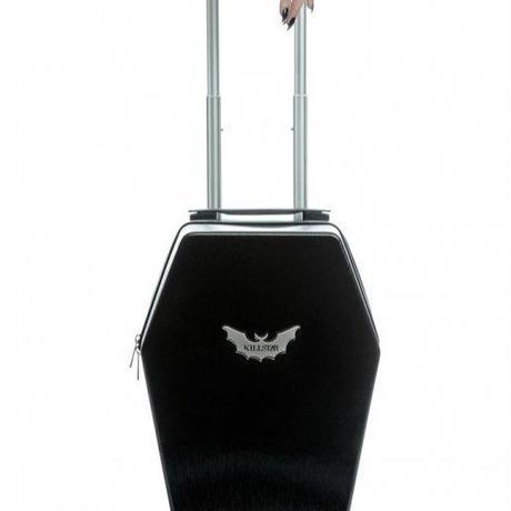 【予約販売】KILLSTAR Casket Carry Case<BLK>【代引き不可】
