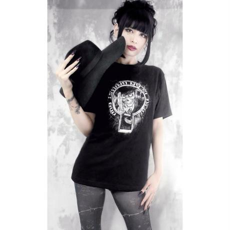 KM00038 TシャツNo.2 Unjust God<M/L/XL>