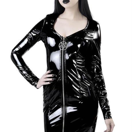 KSRA000553  Underworld Dress   <BLK>