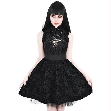 KSRA0652 Bloodlust Party Dress