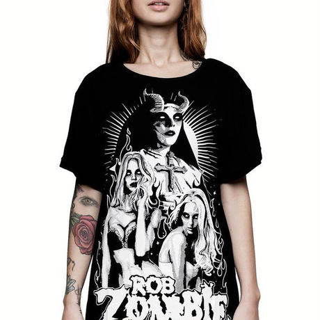 KSRA000735 Living Dead Girl Dead BF Top
