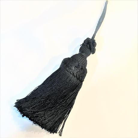 NB-0002 ブラックタッセル 〈BLK〉
