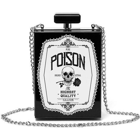 KSRA0305 Pure Poison Clutch Bag