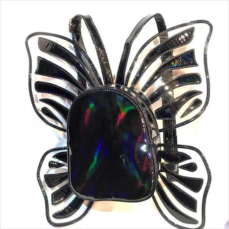 Butterfly バックパック<ブラック>