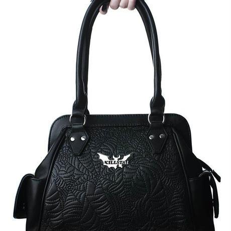 KSRA0605 Webutant Handbag<BLK>
