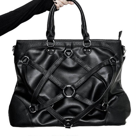 KSRA0642 Crowley Weekend Bag<BLK>