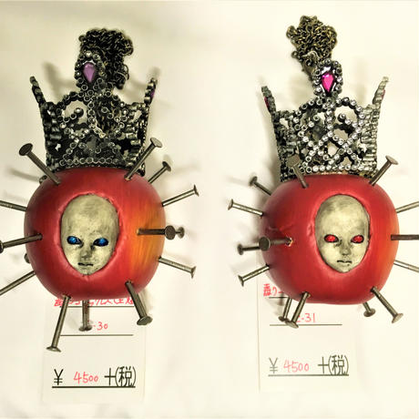 毒リンゴネックレス (王冠)