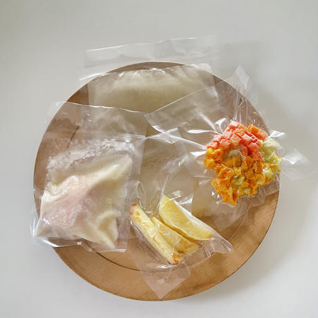 【Bebemeshi okazu】YO洋風おかずセット