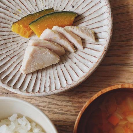 【Bebemeshi okazu】塩麹漬け鶏胸肉(3切入り)