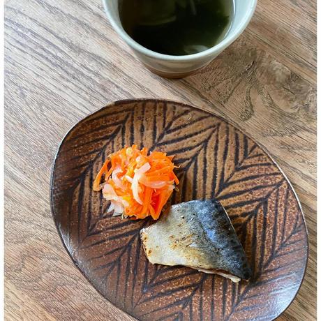 残りわずか!【Bebemeshi kids MEAL SET】さばの旨煮&野菜のマリネ&わかめスープ