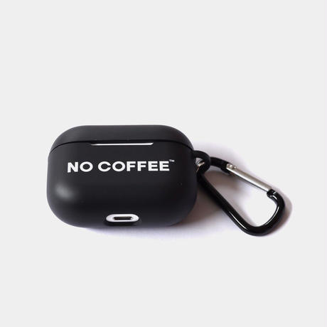 NO COFFEE AirPods case / AirPods Pro case