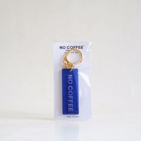 NO COFFEE NIGHT ON UNION KEY CHAIN