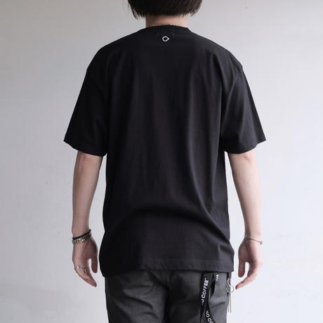 NO WATER Tシャツ (BLACK)
