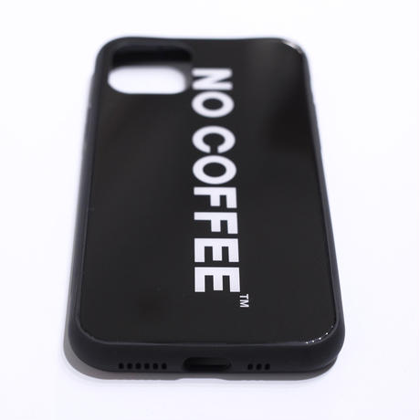 NO COFFEE iPhone11Pro用ケース