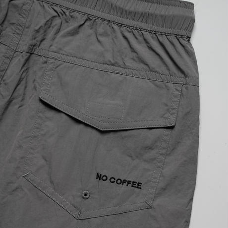 NO COFFEE × SUNS by #Re:room NYLON BOARD SHORTS