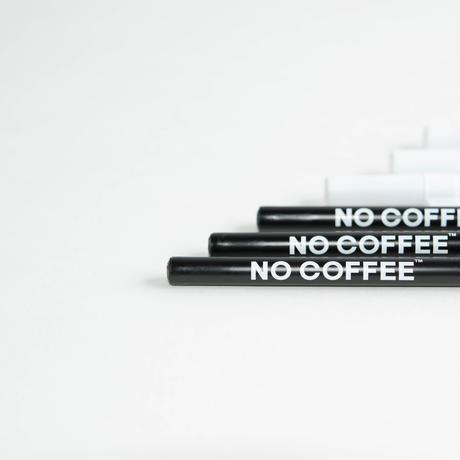 NO COFFEE Bic ボールペン(ブラック)