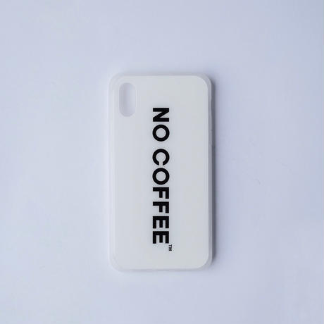 NO COFFEE iPhone XR用ケース