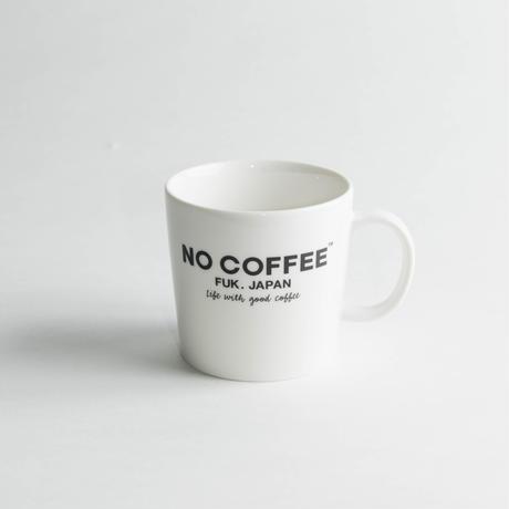 NO COFFEE マグカップ