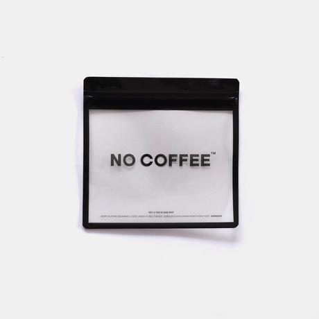 NO COFFEE × Pake The Clandestine