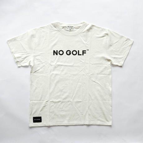 NO GOLF Tシャツ 2021