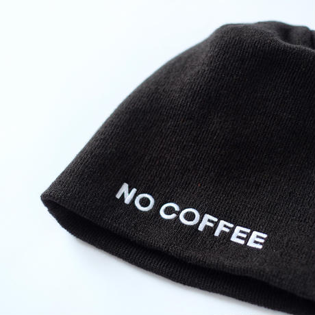 NO COFFEE × NEW ERA ビーニー