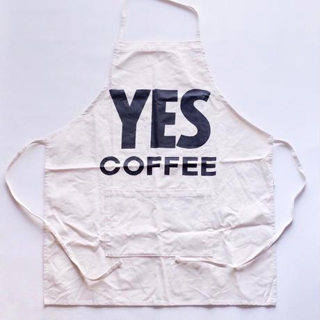 "NO COFFEE × DRESSSEN ""YES COFFEE""エプロン"